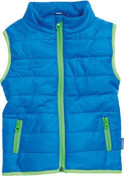 Schnizler Quilted Vest blue (430612-7)