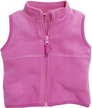 Schnizler Fleece Vest pink (860204-18)