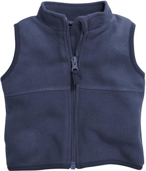 Schnizler Fleece Vest navy blue (860204-11)