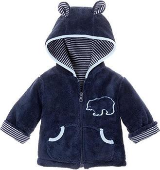 Schnizler Unisex Fleece Jacket navy blue