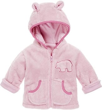 Schnizler Unisex Fleece Jacket pink