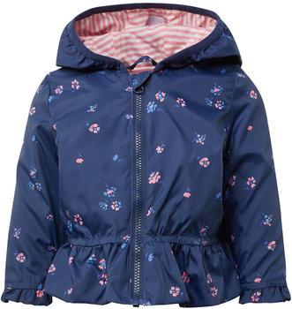 Tom Tailor Gemusterte Jacke mit Kapuze (60001188) blue