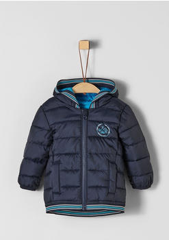 S.Oliver Quilted Jacket blue (1268767)