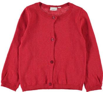 Name It Strickjacke Nmfvernaya poppy red (13158396-4)