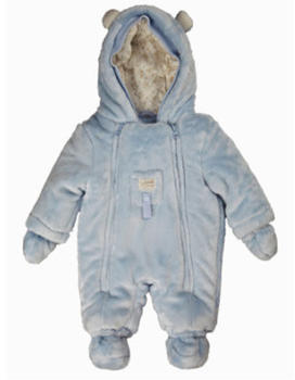 Kanz 3508 Baby Overall skyway blue