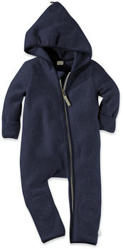 hessnatur Fleece Overall (39996) blau