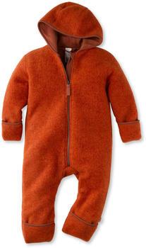 Hess Natur Wollfleece Overall (43311) orange