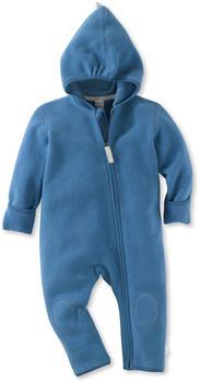 hessnatur Fleece Overall (39996) delfinblau