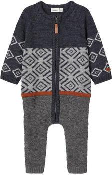 Name It Nbmwriss Wool Ls Knit Suit Xx (13175349) ombre blue