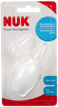 NUK 10256065 Baby Nasensauger