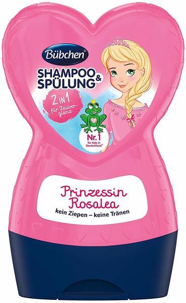 Bübchen Kids Prinzessin Rosalea Shampoo