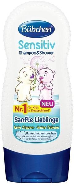 Bübchen Sensitiv Shampoo & Shower Sanfte Lieblinge (230ml)