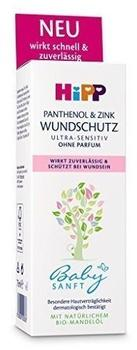 Hipp Babysanft Panthenol & Zink Wundschutz