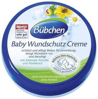 Bübchen Blaue Line Baby Wundschutz Creme (2 x 150 ml)
