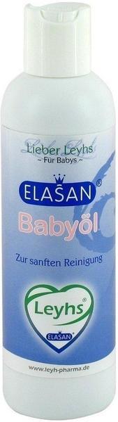Elasan Babypflege Babyöl (200 ml)