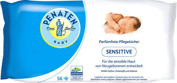Penaten Baby Sensitive Pflegetücher (56 St.)