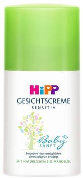 Hipp Babysanft Gesichtscreme (50 ml)