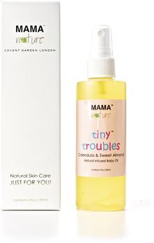 Mama nature Tiny Troubles Coconut & Olive Natural Baby Oil