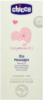 Chicco Baby Moments Massage Öl 200 ml