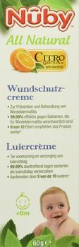 Nuby Citroganix Wundschutzcreme mit Zinkoxid 60 g