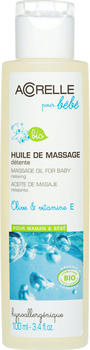 Acorelle Baby Massageöl 100 ml