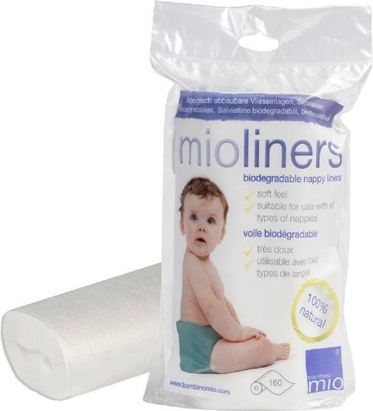 Bambino Mio Pflegetücher MioLiner (160 St.)