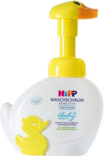 Hipp Babysanft Waschschaum-Ente
