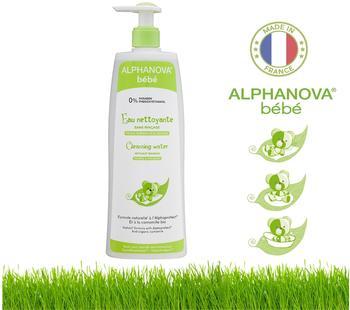 Alphanova Reinigungswasser Baby 500 ml