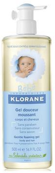 Klorane Gentle foaming gel (500 ml)