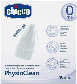 Chicco Ersatzteil-Set für Nasenschleimentferner Physio Clean