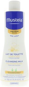 Mustela Baby Cleansing Milk Dry Skin (750ml)