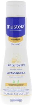Mustela Baby Cleansing Milk Dry Skin (200ml)