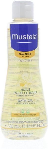Mustela Baby Bath Oil Dry Skin (300ml)