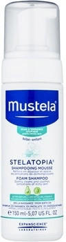 Mustela Baby Foam Shampoo Atopic-Prone Skin (150ml)