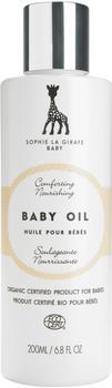 Vulli Sophie la Girafe Baby Oil (200ml)