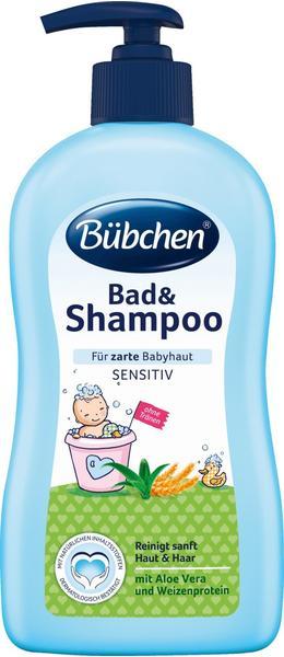 Bübchen Bad & Shampoo Sensitiv (400ml)