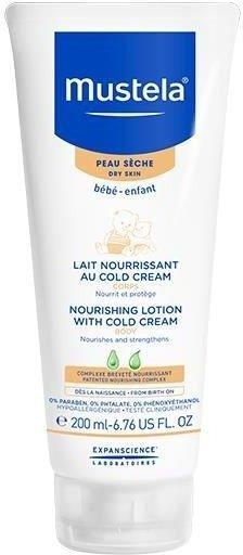 Mustela Nourishing Lotion with Cold Cream (200 ml)