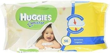 Huggies Natural Care Baby Wipes (56 pcs)