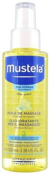 Mustela Normal skin - Baby oil (100ml)