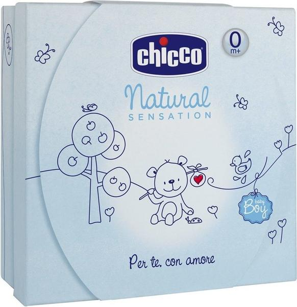 Chicco Natural Sensation Gift Set Boy (2pcs.)