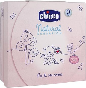Chicco Natural Sensation Set Small Pink
