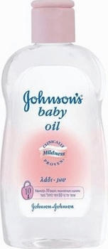 Johnson & Johnson Baby Öl