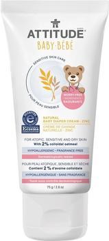 Attitude Baby Sensitive Skin Care Windelcreme (75g)