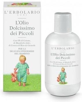 L´Erbolario Baby- und Kinderpflege Babyöl (200ml)