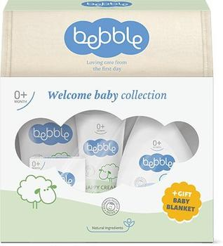 Bebble Welcome Baby Collection Set (6-tlg.)