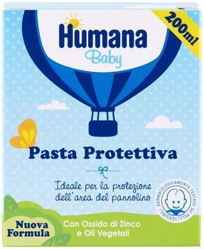 Humana Baby Wundschutzcreme mit Zinkoxid (200ml)