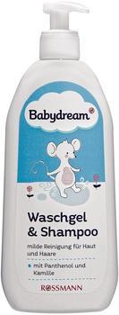 Babydream Waschgel & Shampoo (500ml)
