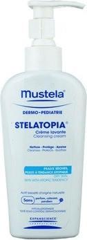 Mustela Stelatopia Cleansing Cream (200 ml)