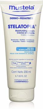 Mustela Stelatopia Emollient Cream (200 ml)