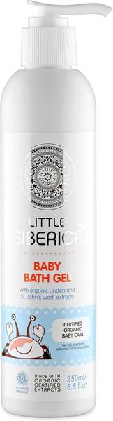 Natura Siberica Little Siberica Baby Bath Gel (250 ml)
